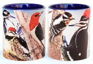 Woodpecker Motley Mug | Jim Rathert Photography