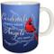 Cardinals are Appear when Angels are near Mug | Inspirational Bird Mug