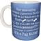 It's a Pug Thing! Mug   Funny Dog Mug   BACK