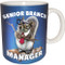 Senior Branch Manager Corgi Mug | Funny Squirrel Mug