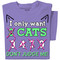 I only want 2 cats... 3, 4, 7, 9... don't judge me! | Funny Cat T-shirt