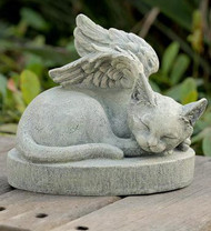 Cat Angel Pet Memorial
