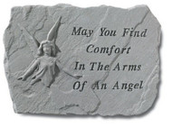 Memorial Stone: May You Find comfort...