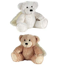 Plush Angel Teddy Bear 10""