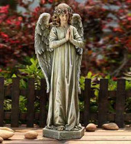 Large Praying Garden Angel Statue
