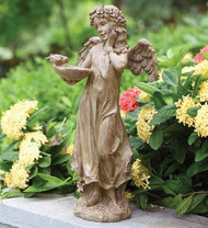 Cocoa Garden Angel Bird Feeder