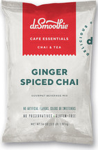 A vibrant and delicious chai coupled with real ginger Just add water or milk. That's all it takes to enjoy a cup of goodness No artificial colors, flavors, sweeteners, or preservatives