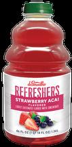 Dr. Smoothie Refreshers Strawberry Acai 46 Oz. Bottle
