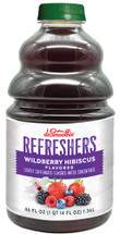 Dr. Smoothie Refreshers Wildberry Hibiscus 46 Oz. Bottle