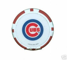Chicago Cubs Poker Chip