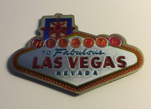 Welcome To Fabulous Las Vegas Sign Magnet