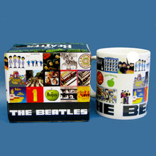 Beatles Chronology Coffee Mug