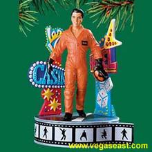 Elvis Presley Viva Las Vegas Ornament