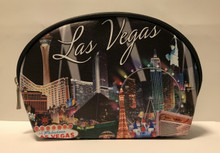 Las Vegas Strip Cosmetic Bag