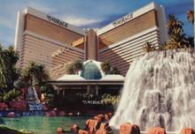 Mirage Las Vegas Postcard