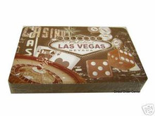 Las Vegas Vintage Look Playing Cards