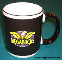 Mega Bucks Gaming Coffee Mug