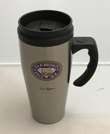 Diamond 5 Times Travel Coffee Mug