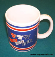 Red White & Blue 7's Gaming Coffee Mug
