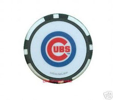 Chicago Cubs Poker Chip JCUBSW