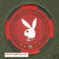 Playboy Chip, Red