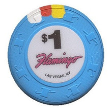 Flamingo Las Vegas $1 Casino Chip