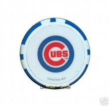 Chicago Cubs Poker Chip JCUBSB