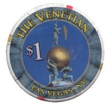 Venetian Las Vegas $1 Casino Chip
