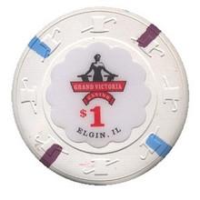 Grand Victoria Illinois $1 Casino Chip