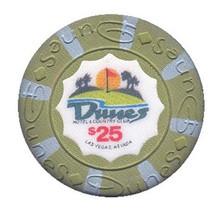 Dunes Las Vegas $25 Casino Chip