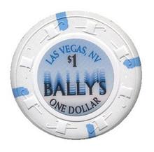 Ballys Las Vegas $1 Casino Chip