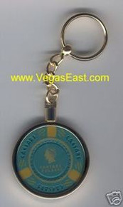 Caesars Palace Casino Chip Key Ring J0824GKC