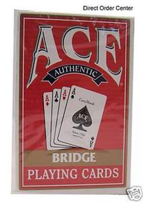 Ace Bridge Playing Cards J1040RPC