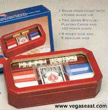 Bicycle Executive Poker Set
