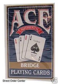 Ace Bridge Playing Cards