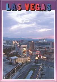 Sands Las Vegas Postcard