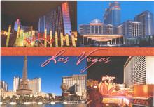 Las Vegas Postcard L4653