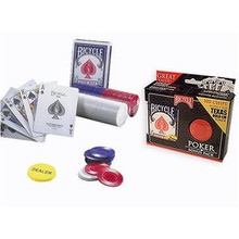 Bicycle Poker Bonus Pack