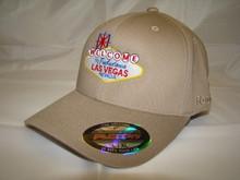 Welcome To Las Vegas Reebok Khaki Cap