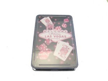Las Vegas Pink Playing Cards