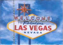 Welcome To Las Vegas Sign Playing Cards J2690146