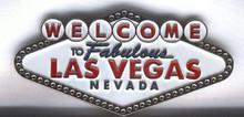 Las Vegas Welcome Sign Magnet Souvenirs