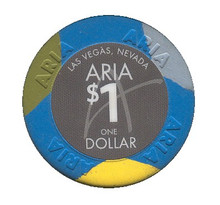 Aria Hotel $1 Casino Chip