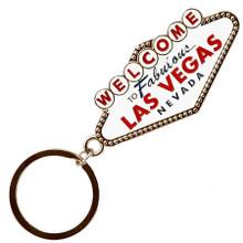 Las Vegas Welcome Sign Key Ring