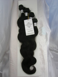 "16""18""18""20"" 4 Bundles Unprocessed 100% Virgin Brazilian Body Wave Human Hair Weave Extensions"