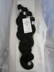 "16""18""18""20"" 4 Bundles Unprocessed 100% Virgin Brazilian Body Wave Human Hair Weave Extensions"