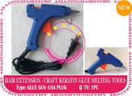 Prebond Human Hair Extensions Keratin Melt Glue Gun-USA plug