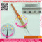 Rooting needle with holder