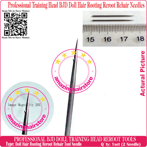 replace Rooting needles