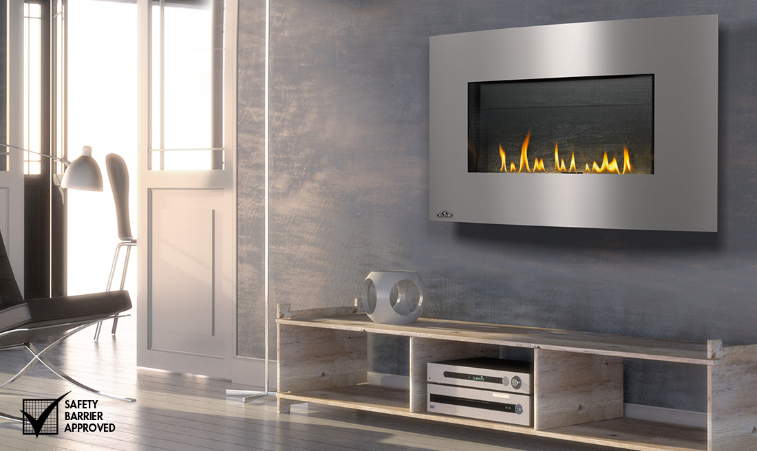 Vent Free Fireplaces Not Allowed In California Discount